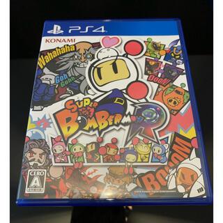 PlayStation4 - スーパーボンバーマン ps4