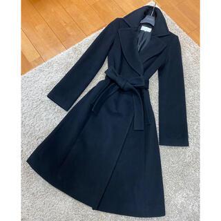M-premier - 美品!エムプルミエ 毛、カシミヤ素材 コート