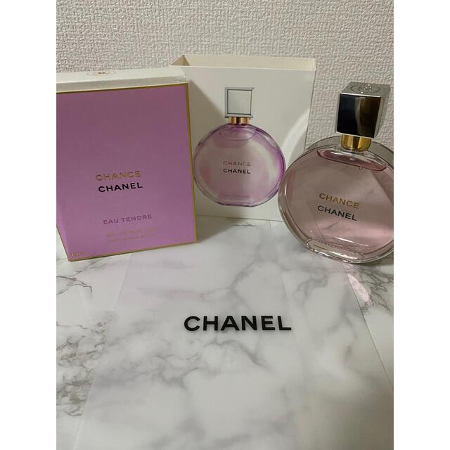 CHANEL(シャネル)のシャネル チャンス  オータンドゥール  オードパルファム コスメ/美容の香水(香水(女性用))の商品写真