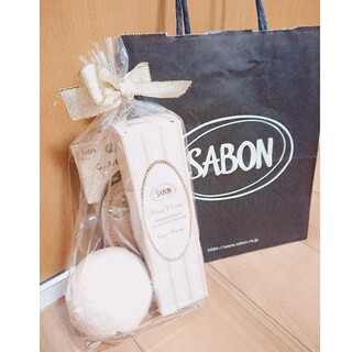 SABON - プレゼント用*新品*SABON3点セット