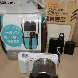 SONY - ミラーレス一眼レフカメラ SONY α5100