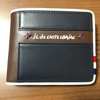 カステルバジャック(CASTELBAJAC)のcastelbajac 二つ折り財布(折り財布)