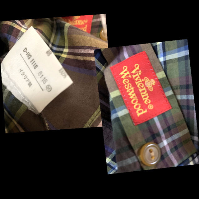 Vivienne Westwood(ヴィヴィアンウエストウッド)のヴィヴィアンウエストウッド 立ち襟 フリル ブラウス《準備中 》 レディースのトップス(シャツ/ブラウス(長袖/七分))の商品写真