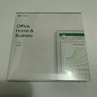 office Home & Business 2019 正規品【新品未開封】(PC周辺機器)