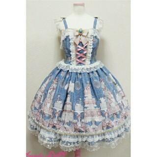 アンジェリックプリティー(Angelic Pretty)のAngelic Pretty Antoinette Decoration JSK(ひざ丈ワンピース)