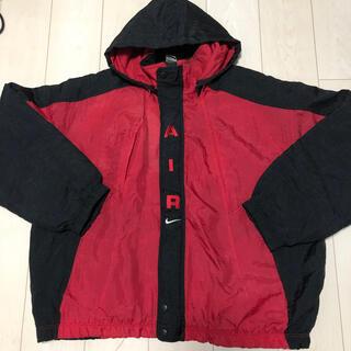 ナイキ(NIKE)の【ヴィンテージ】NIKE nylon jacket Lサイズ(ナイロンジャケット)