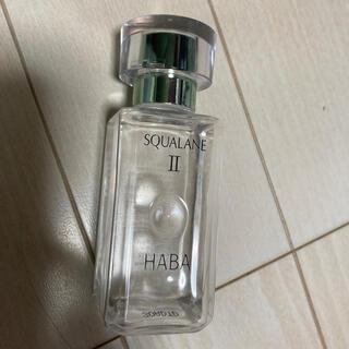 ハーバー(HABA)のスクワランオイル HABA(オイル/美容液)