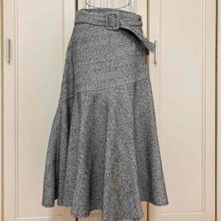 ミッシュマッシュ(MISCH MASCH)のミモレ丈マーメードスカート(ロングスカート)