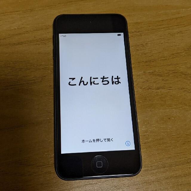 Apple(アップル)の新品同様 iPod touch 第7世代 2019年モデル 32GB スマホ/家電/カメラのオーディオ機器(ポータブルプレーヤー)の商品写真