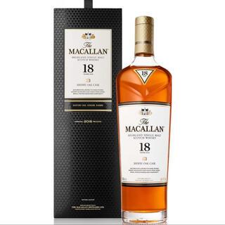 ウイスキー ザ・マッカラン18    6本  正規品 43度 700ml