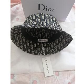 Dior - 未使用!✩(デイオールDior)帽子/ハット 超美品