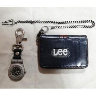 リー(Lee)のLee キーケース コインケース 懐中時計 (キーケース)