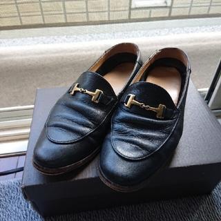 ドゥーズィエムクラス(DEUXIEME CLASSE)の【CAMINANDO】レザービットローファー  2way ビット (ローファー/革靴)