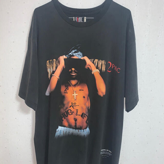 FEAR OF GOD - 激レア 2pac all eyes on me vintage tee