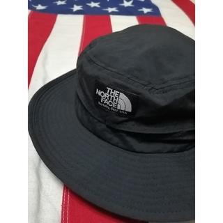 THE NORTH FACE - ノースフェイス バケットハット 帽子 黒