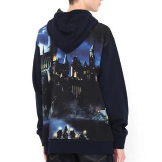 グラニフ(Design Tshirts Store graniph)のハリーポッター パーカー Lサイズ 新品(パーカー)