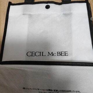 セシルマクビー(CECIL McBEE)のセシルマクビー ショッパー&マルチポケットペンケース(ペンケース/筆箱)