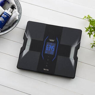 タニタ(TANITA)のタニタ TANITA RD-911-BK 体重計(体重計/体脂肪計)