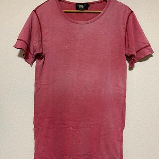 ダブルアールエル(RRL)のRRL ダブルアールエル ペイントTシャツ(Tシャツ/カットソー(半袖/袖なし))