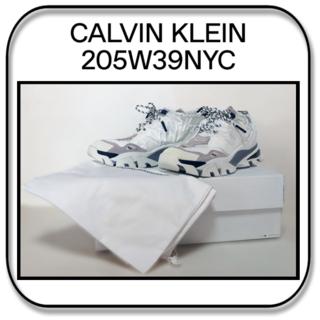 カルバンクライン(Calvin Klein)の特価_25.5cm: CalvinKlein205W39NYC リペイント処理(スニーカー)