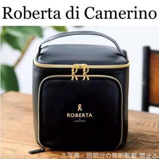 ロベルタディカメリーノ(ROBERTA DI CAMERINO)の⭐️新品⭐️【ロベルタ ディ カメリーノ】超優秀 ドレッサーボックス★付録❗️(ポーチ)