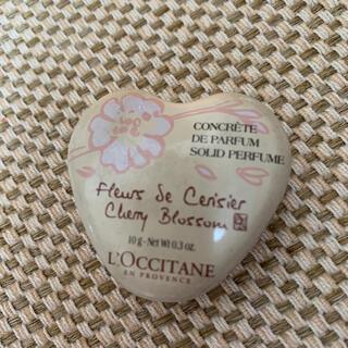 ロクシタン(L'OCCITANE)のロクシタン 練り香水 おまけ付き(香水(女性用))