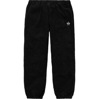 Supreme - 19fw 美品 黒 XL supreme corduroy skate pant