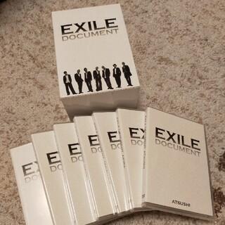 エグザイル(EXILE)のEXILE DVD ドキュメンタリー(ミュージック)