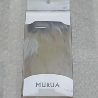 ムルーア(MURUA)の未使用 MURUA iPhone 7 専用 iPhoneケース(iPhoneケース)