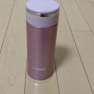 ゾウジルシ(象印)の象印 ステンレスボトル 水筒 ピンク(タンブラー)