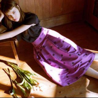 REDYAZEL - レディアゼル 花柄刺繍スカート