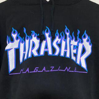スラッシャー(THRASHER)のスラッシャーTHRASAER トレーナー パーカー(パーカー)