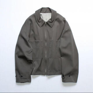 stein OVER SLEEVE DRIZZLER JACKET