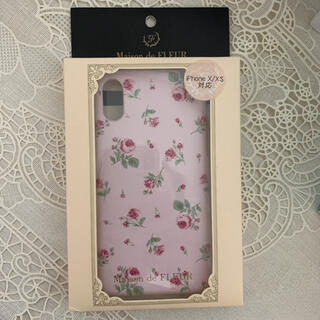 メゾンドフルール(Maison de FLEUR)のmaison de fleur メゾンドフルール iphoneケース(iPhoneケース)