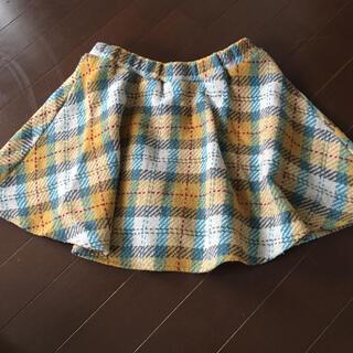 イングファースト(INGNI First)のスカート 140(スカート)