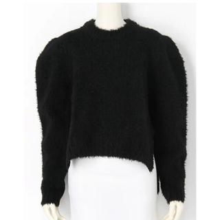 グリード(GREED)のgreed international  WOLF FUR knit(ニット/セーター)