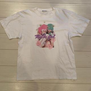 MILKFED. - MILKFED.×UONE×plantica ティシャツ