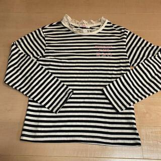 ピンクラテ(PINK-latte)の150cm☆PLTロンT(Tシャツ/カットソー)