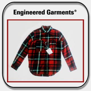エンジニアードガーメンツ(Engineered Garments)の エンジニアードガーメンツ ワークシャツ 米国製 (US)M / (JP)L(シャツ)