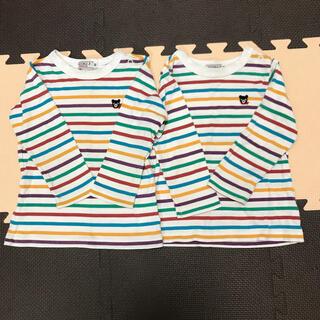 ダブルビー(DOUBLE.B)のダブルビー  長袖(Tシャツ/カットソー)