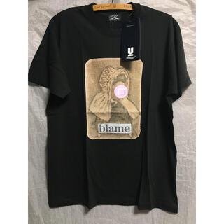 アンダーカバー(UNDERCOVER)の新品 20ss undercover×Judy Blame TEE L blac(Tシャツ/カットソー(半袖/袖なし))