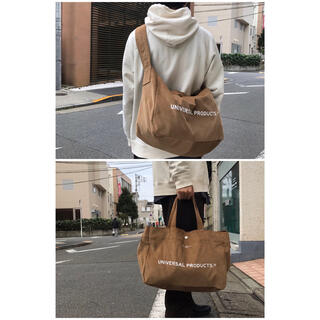1LDK SELECT - 【美品】UNIVERSAL PRODUCTS  2wayバッグ