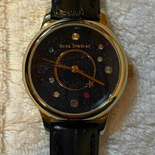 STAR JEWELRY - STAR JEWELRY 2014 コズミックタイム 腕時計
