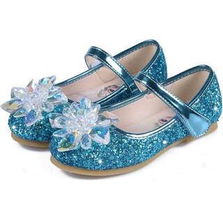 アナと雪の女王 - アナ雪 エルサ ドレス シューズ 靴 18