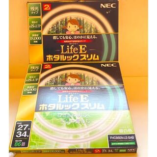 エヌイーシー(NEC)のNEC LIFE e ホタルックスリム fhc86EN -LE-SHG(蛍光灯/電球)