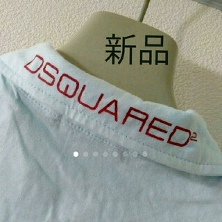 DSQUARED2 - 連休sale中! DSQUARED2 新品 ポロシャツ 送料込み