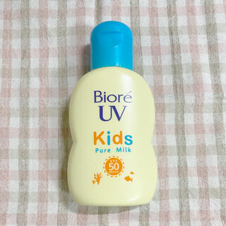 ビオレ(Biore)のビオレUVキッズ ピュアミルク 日焼け止め乳液(乳液/ミルク)