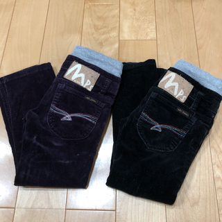 エムピーエス(MPS)のMPS ライトオン ズボン パンツ キッズ 110㎝ 2枚(パンツ/スパッツ)