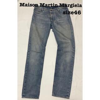 Maison Martin Margiela - メゾンマルマンマルジェラ   デニム 46 スリム