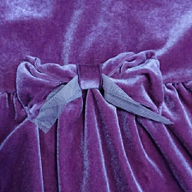 GU(ジーユー)のGU ワンピース  130cm キッズ/ベビー/マタニティのキッズ服女の子用(90cm~)(ワンピース)の商品写真